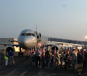 Honor Flight - Flight Information